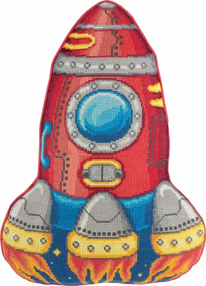 """ПД-7013 """"Подушка. Ракета"""""""