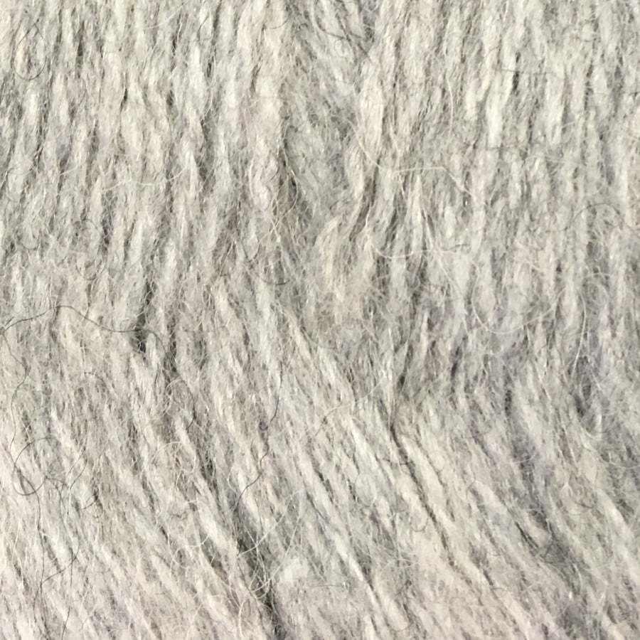 Пряжа  Козий пух Цвет.67310 Светло - серый