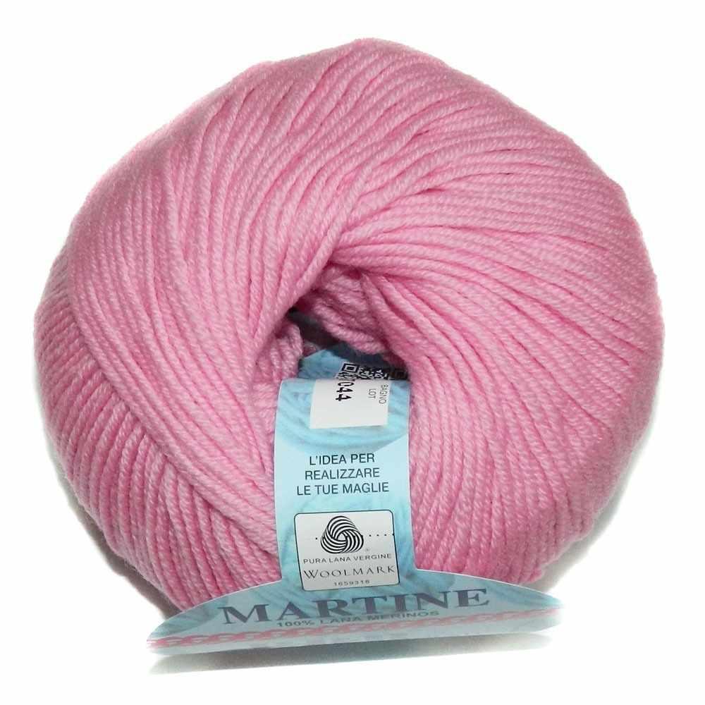 Пряжа  Martine Цвет. 6823 Розовый