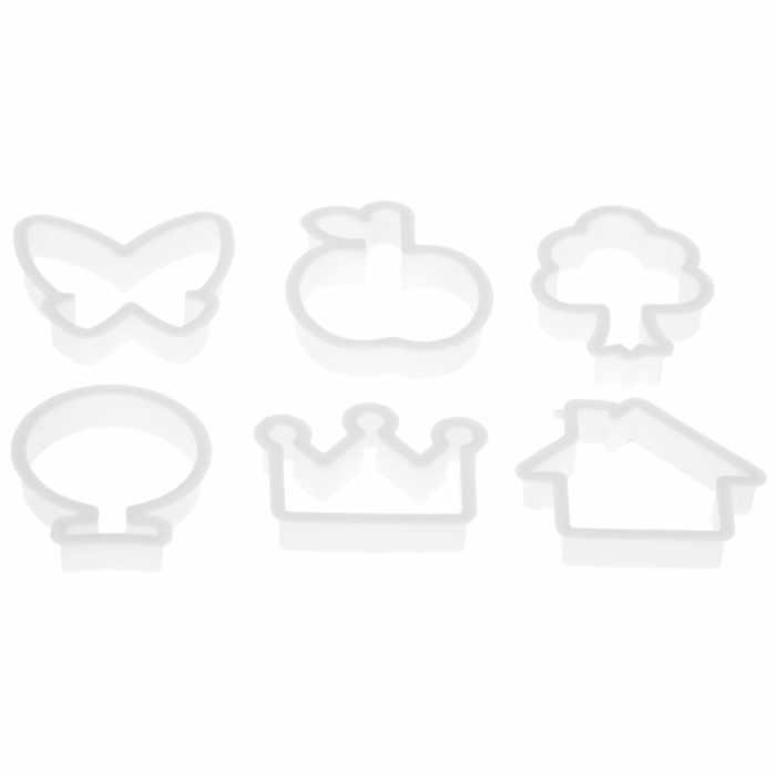 1151897 Набор форм для печенья, 6 шт