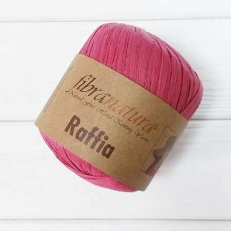 Пряжа Fibra Natura Raffia Цвет.116-06