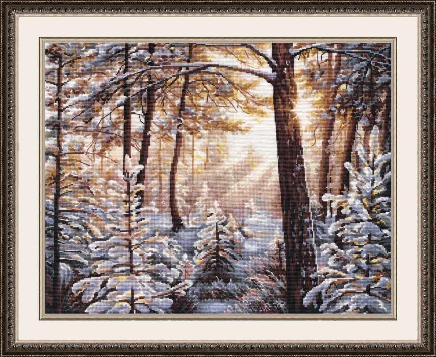 1166 Мороз и солнце... (Овен)