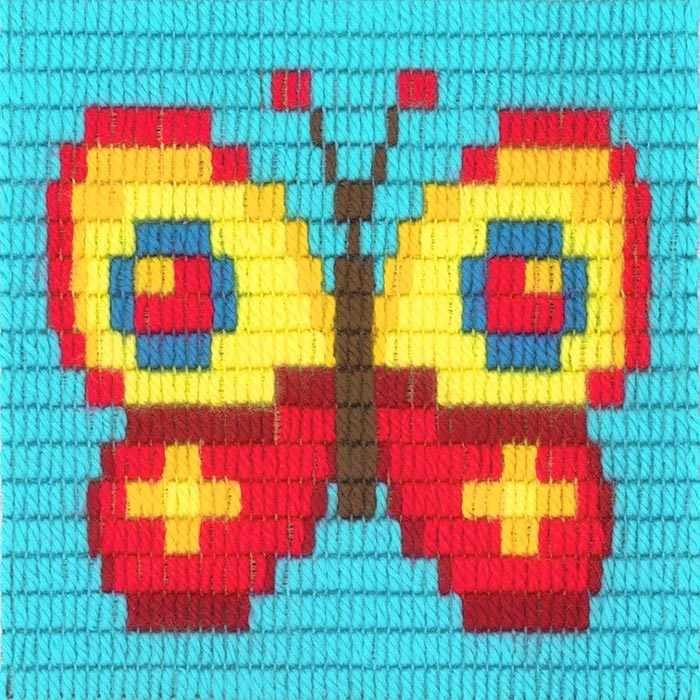 I008 Бабочка