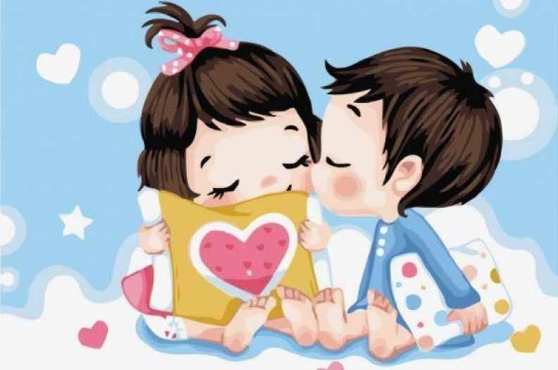 """Mc041 """"Невинный поцелуй"""""""