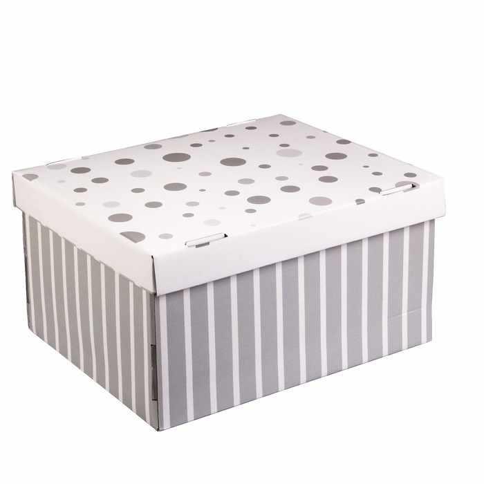 2640212 Складная коробка «Стильный дом»