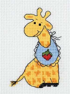 """8-304 """"Маленький жираф"""""""