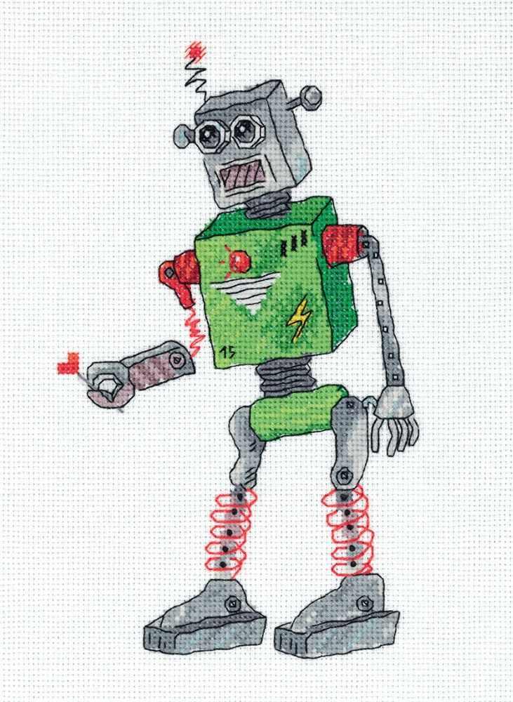 """8-329 """"Робот"""""""