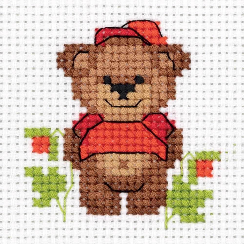 """8-342 """"Малыш медвежонок"""""""