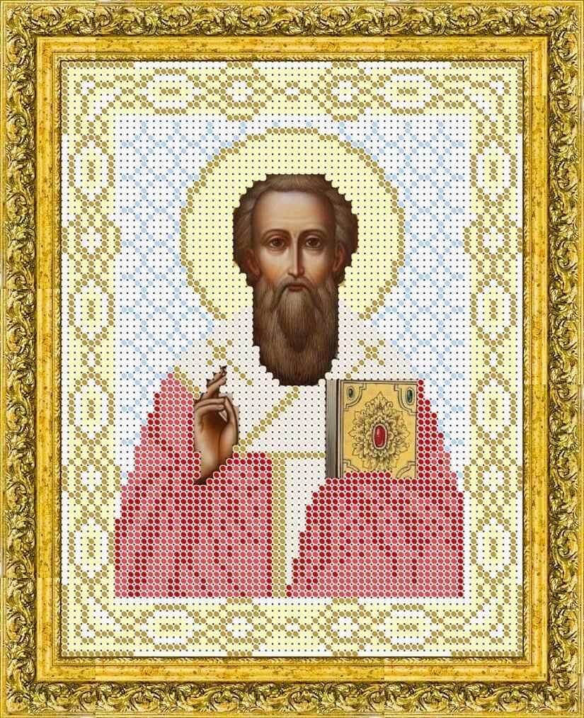 КАЮ1071 Св. Григорий - схема для вышивания (Матрёшкина)