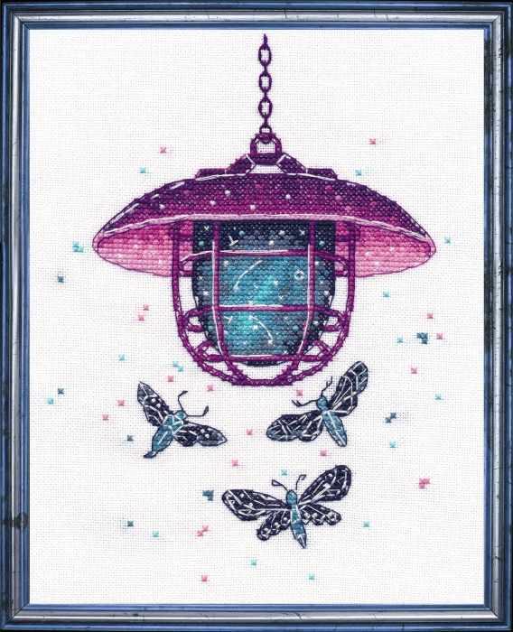 1165 Загадочный свет - 2 (Овен)