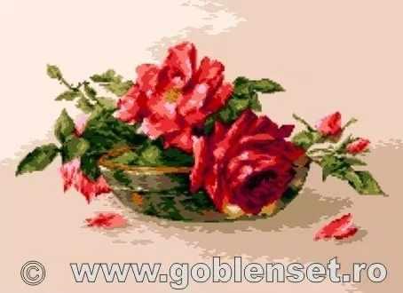 1077 Bal cu trandafiri