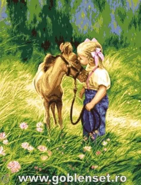 1082 Fetita si poneiul