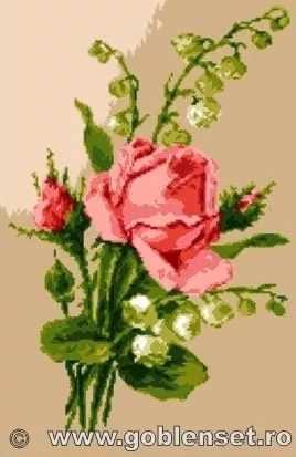 1094 Trandafiri si lacramioare