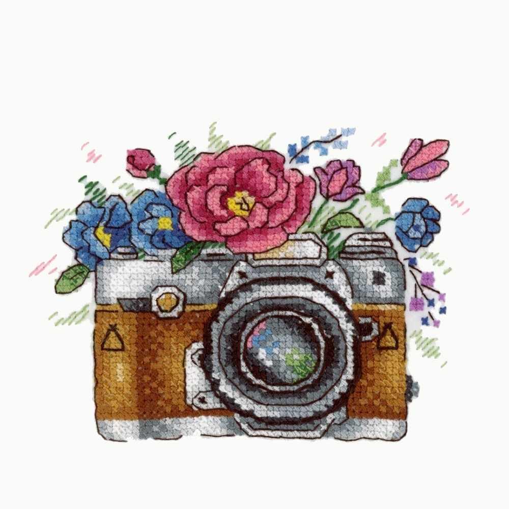 В-255 Цветочный кадр (МП Студия)