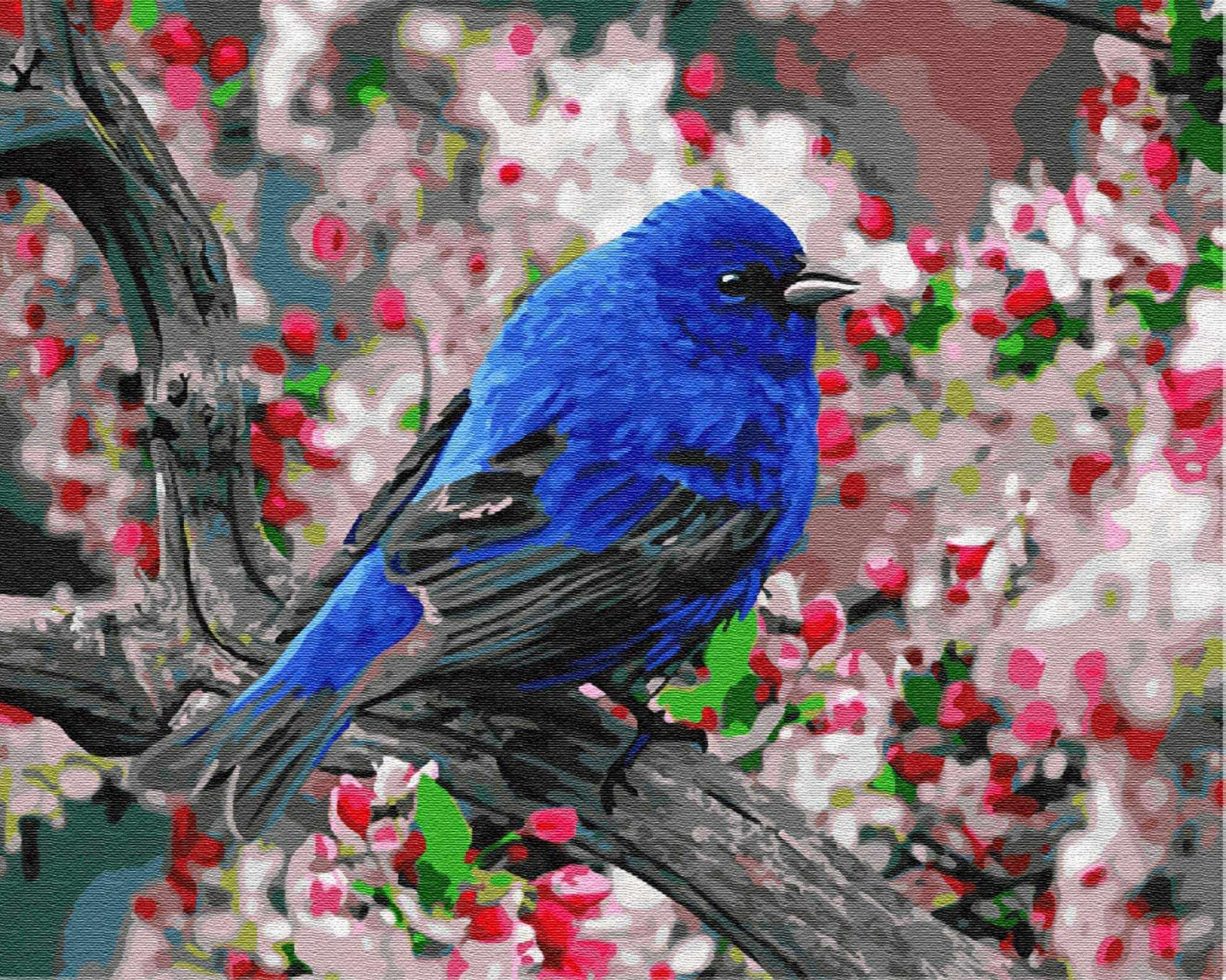 """gx23193 """"Синяя птица"""""""