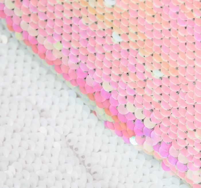 3891589 Ткань для пэчворка «Белая-розовая»