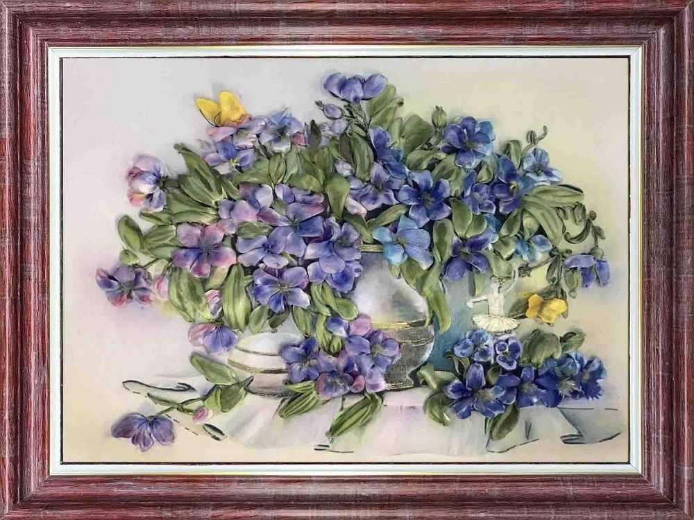 КЛ(н) 3019 Первоцветы - набор (Каролинка)