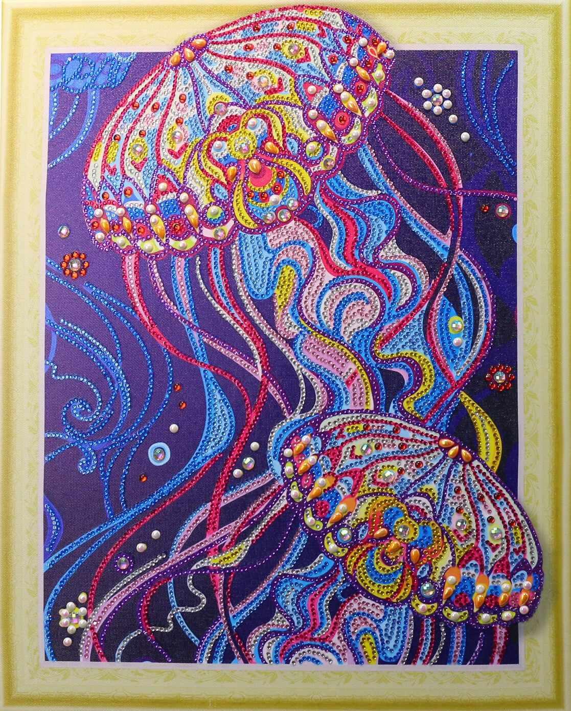 Алмазная вышивка HZ16 - мозаика Anya