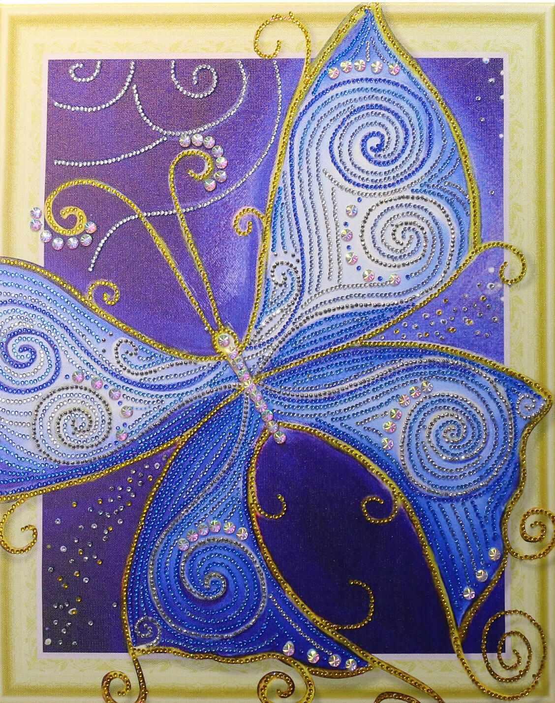 Алмазная вышивка HZ6 - мозаика Anya