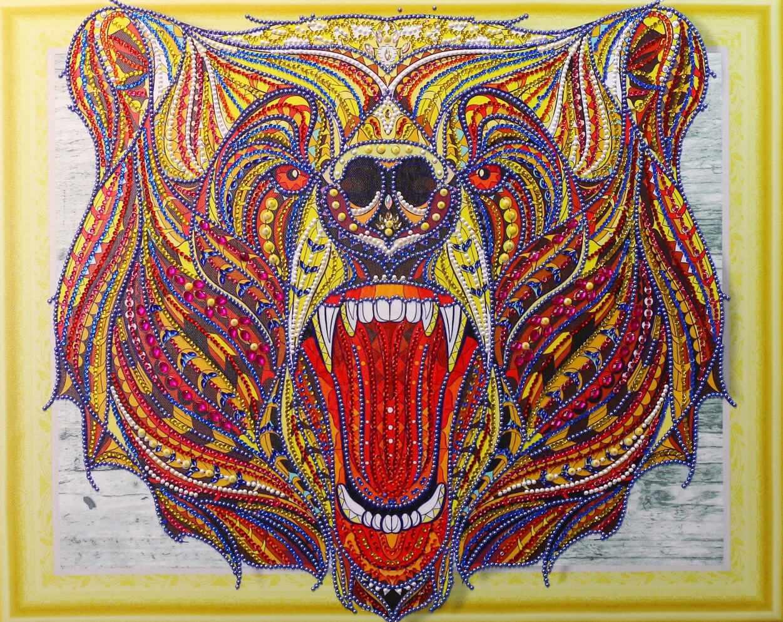 HZ4 - мозаика Anya