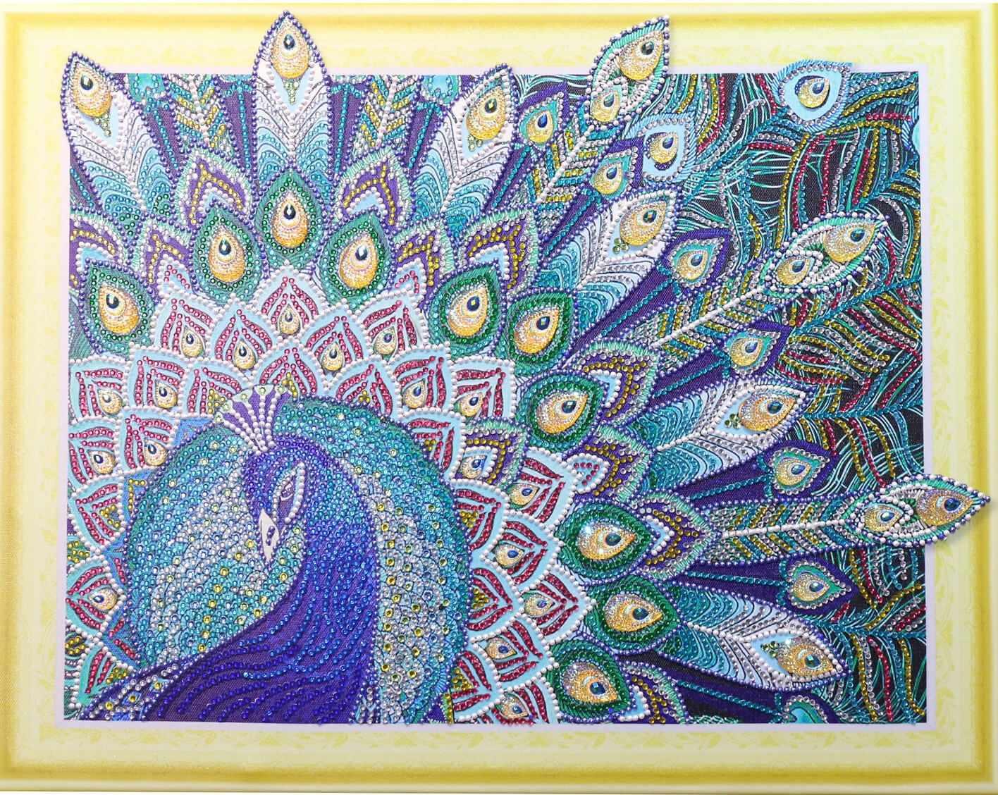 Алмазная вышивка HZ17 - мозаика Anya