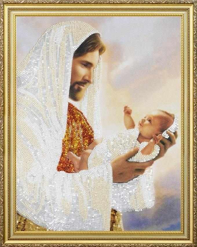 Р-368 Иисус с младенцем