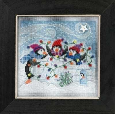 """MH14-1832 """"Игривые пингвины"""""""