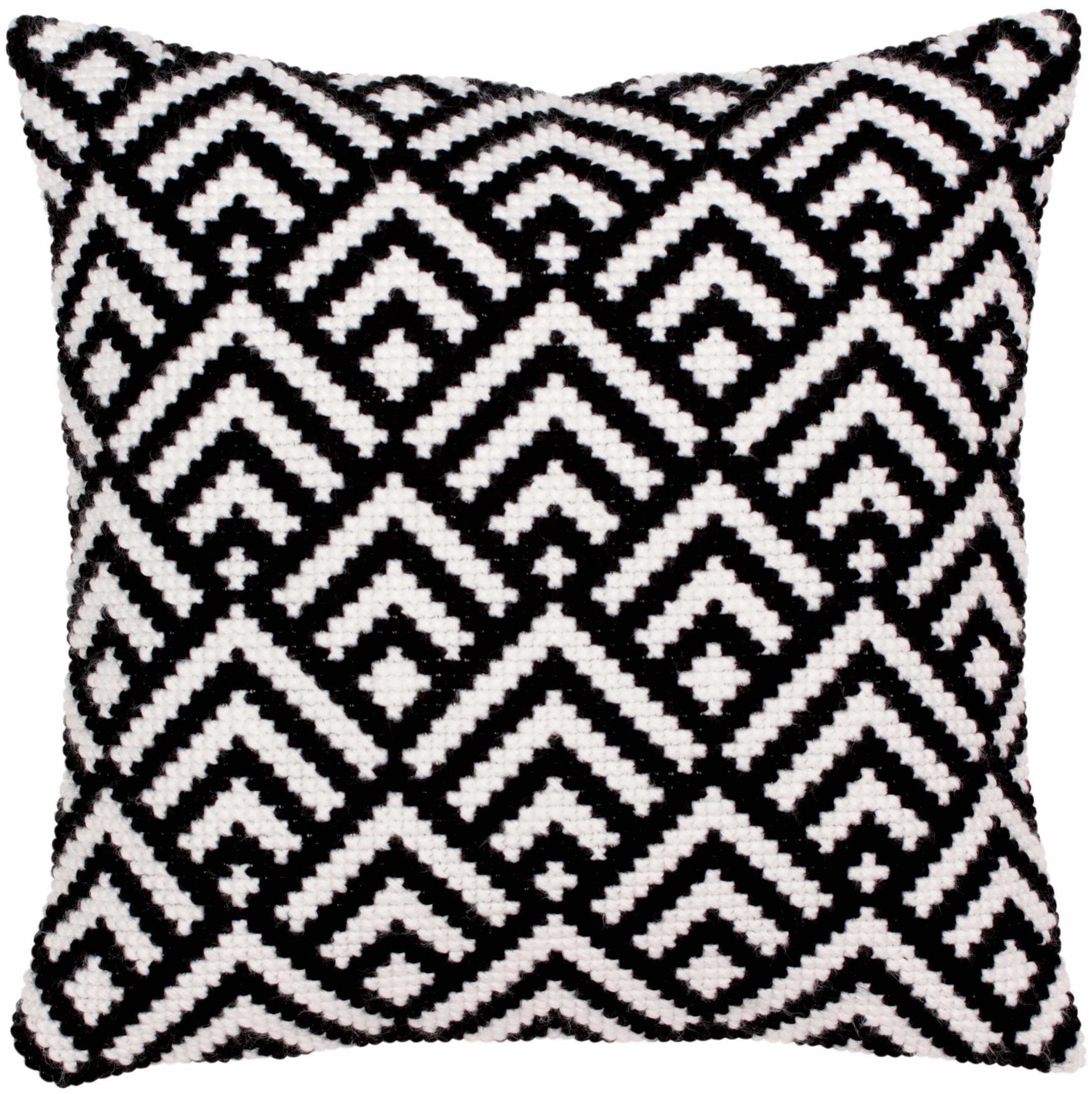5276 Подушка для вышивания (Белая)