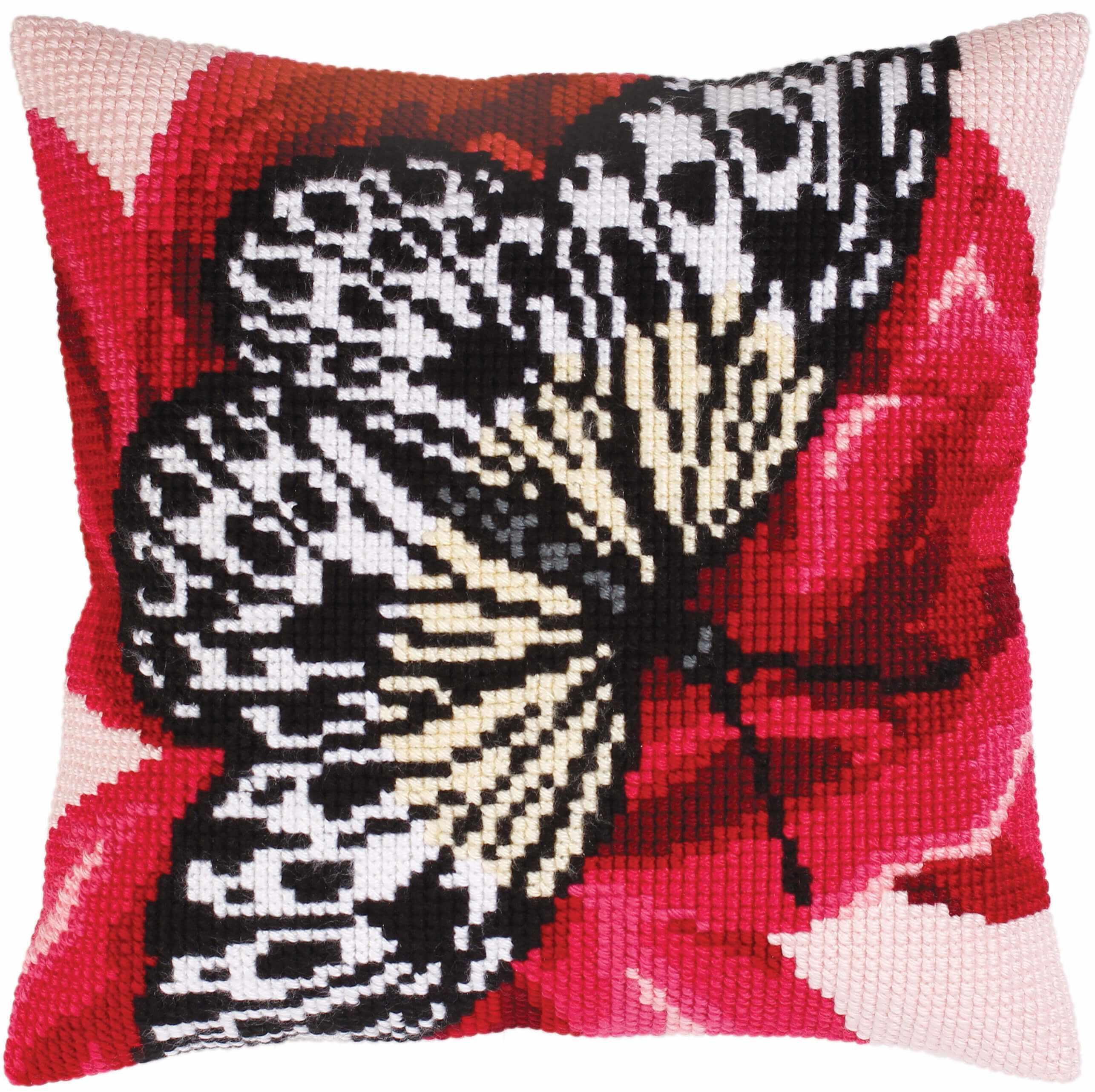 5310 Подушка для вышивания (Белая)