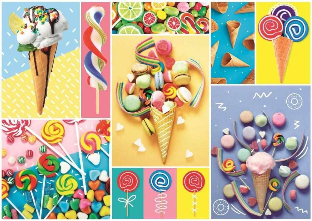 37335 Любимые сладости, 500 деталей