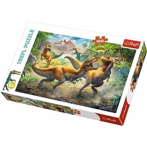 15360 Борьба тиранозавров, 160 деталей midi