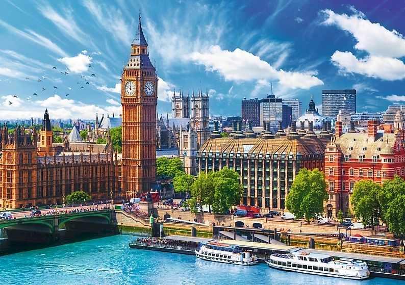 37329 Солнечный Лондон, 500 деталей