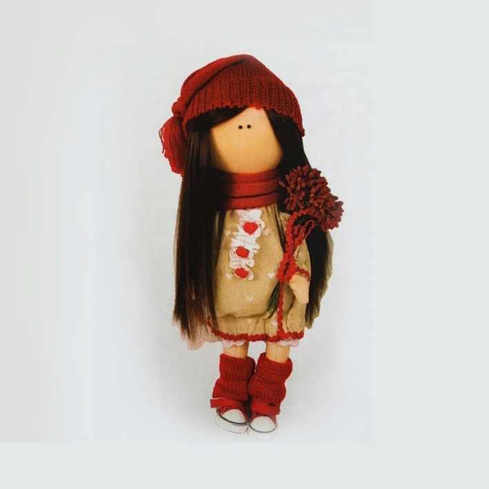 """Набор для изготовления куклы """"Гномочка"""""""