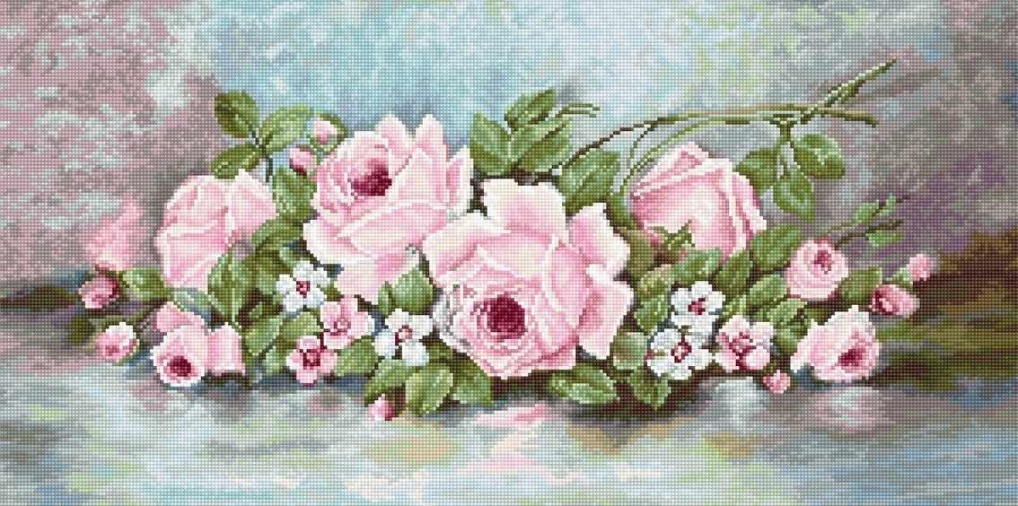 B0584 Розы (Luca-S)