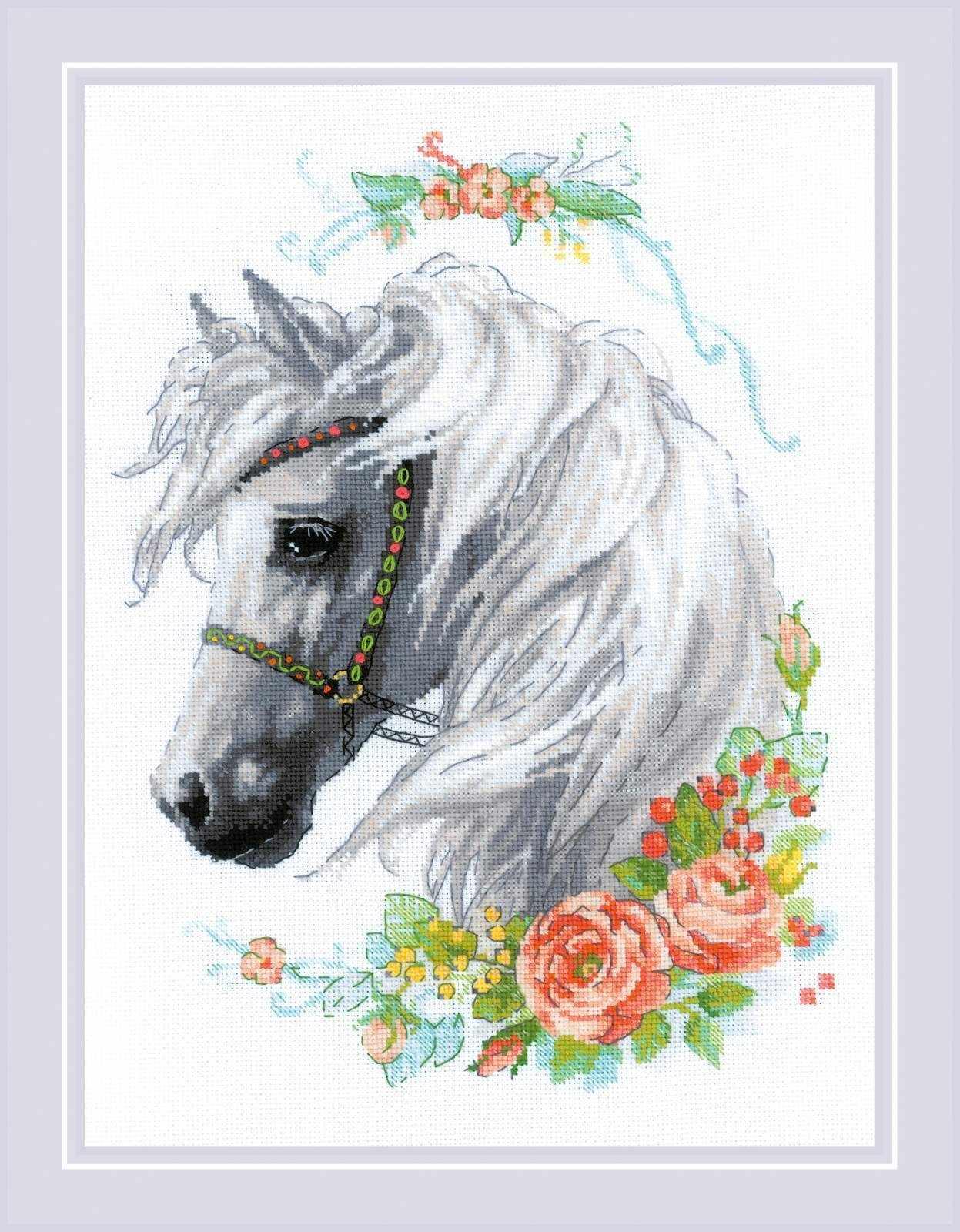 """1804 """"Белогривая лошадка"""""""