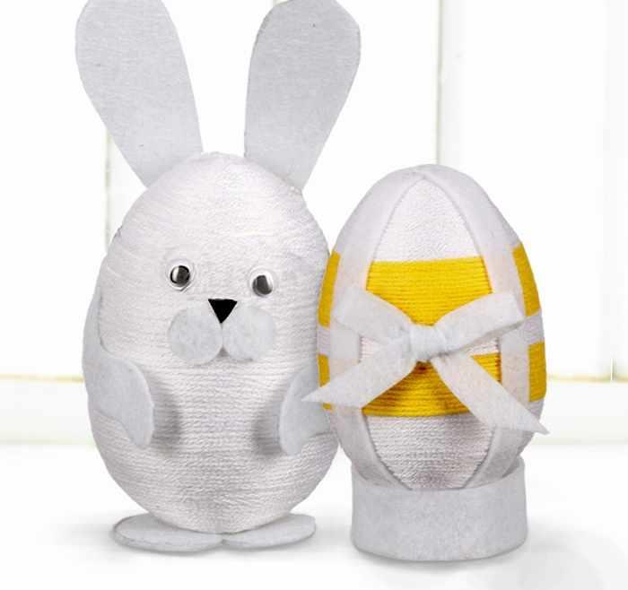 "4064816 Набор для творчества ""Набор для декорирования яиц. Зайка"""