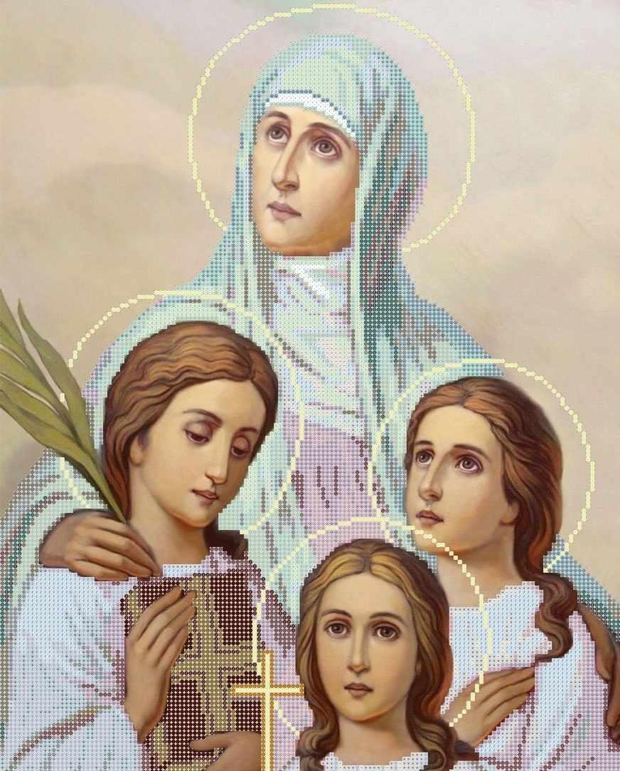 СМИ-014 Вера, Надежда, Любовь и мать их София
