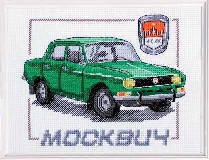 """КА-003 """"Москвич"""""""