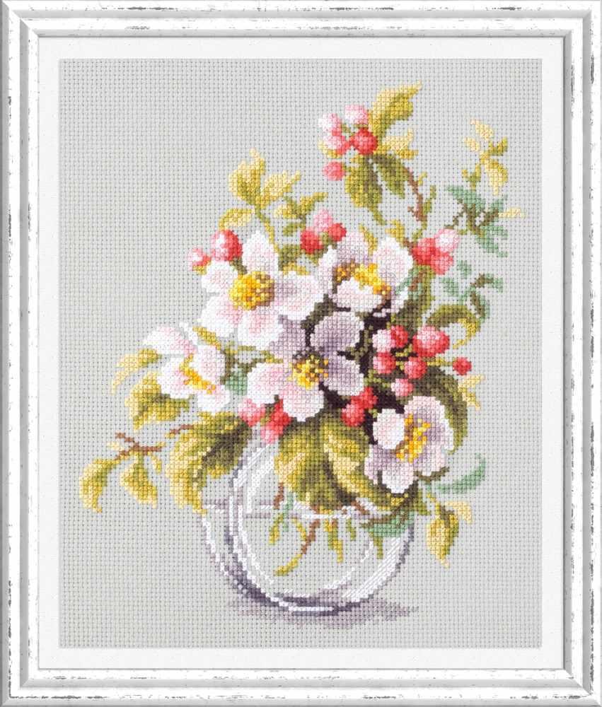 100-011 Яблоневый цвет