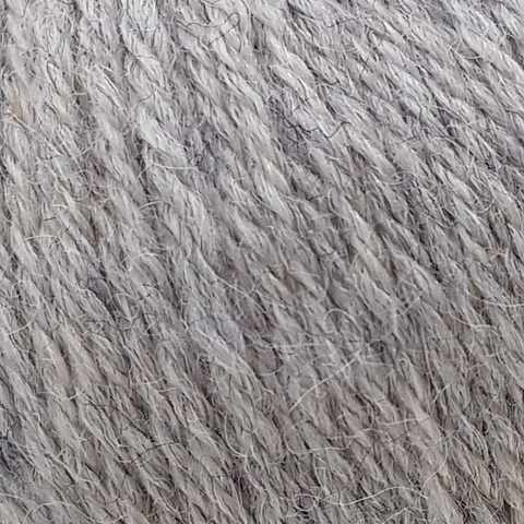 Пряжа GAZZAL  Baby Alpaca Цвет.46014 Светло-серый