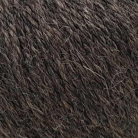 Пряжа GAZZAL Baby Alpaca Цвет.46015 Темно-серый