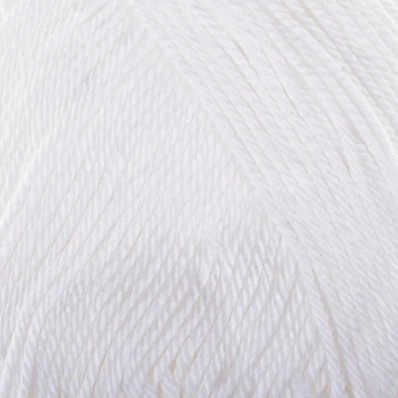 Пряжа Alpina Alpina ANABEL Цвет.002 Белый