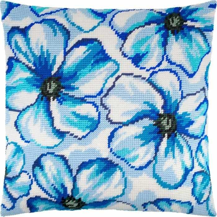 V239 Синие цветы