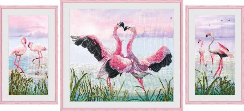СР 6550 Танец фламинго