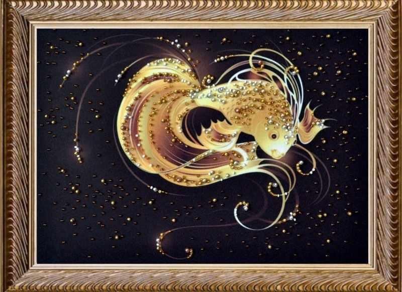 """К4096 """"Золотая рыбка"""""""