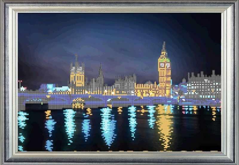 """K3342 """"Ночной Лондон"""""""