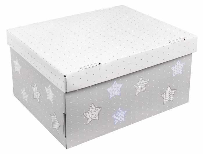2640226 Складная коробка «Для секретиков»