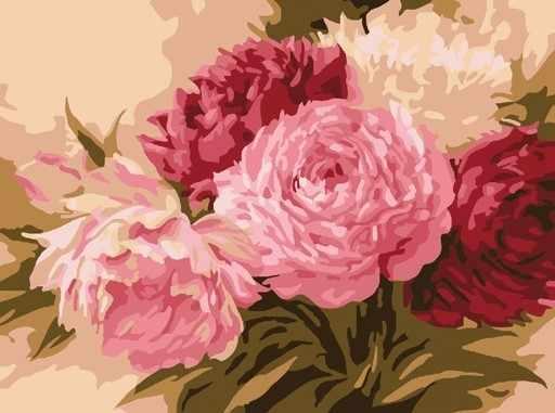 KH0033/1 Оттенки розового