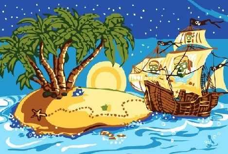 KH0261 Пиратский остров