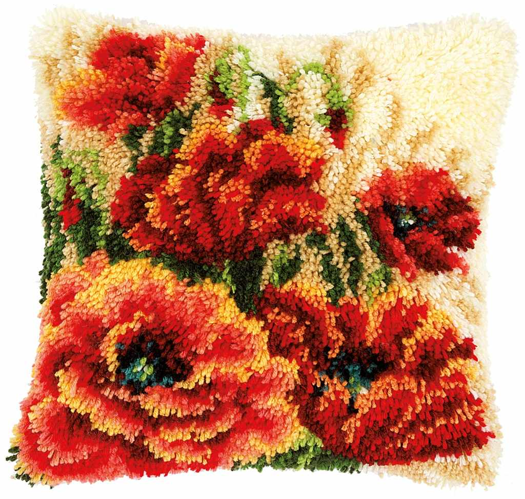 PN-0155264 Poppies (Vervaco)